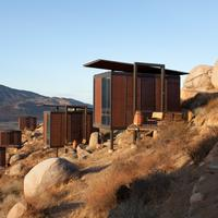 Encuentro Guadalupe Encuentro Ecolofts™ facing spectacular view to Valle de Guadalupe