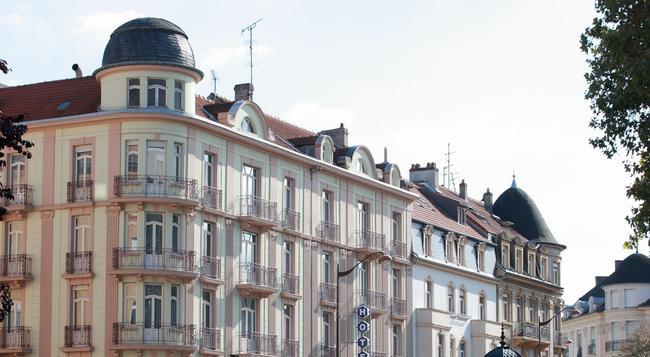 Hôtel Escurial - 梅斯 - 室外景