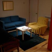 Gîte Urbain La Lanterne Living Area