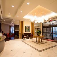 Hilton Garden Inn Saskatoon Downtown Lobby entrance