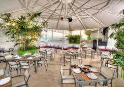 聖托里尼度假酒店 - 聖瑪爾塔 - 餐廳