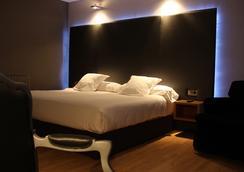 奇凱酒店 - 桑坦德 - 臥室