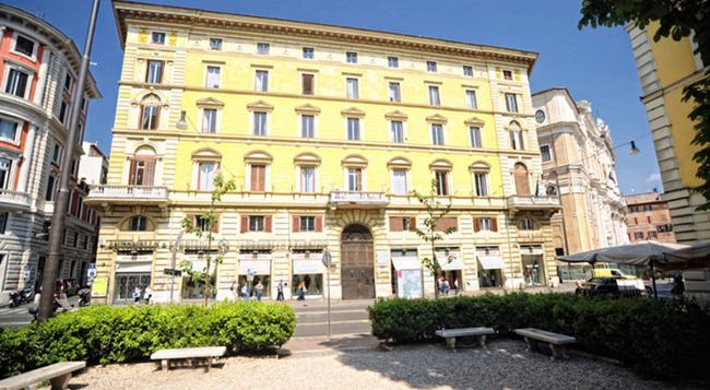 Inn Rome Rooms & Suites - 羅馬 - 建築