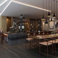 Hyatt Regency Houston Galleria Bar Lounge
