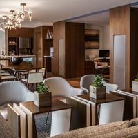 Hyatt Regency Houston Galleria Hotel Lounge