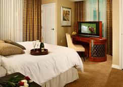 簽名豪華套房國際酒店 - 拉斯維加斯 - 臥室