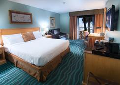 海洋公園旅館 - 聖地亞哥 - 臥室