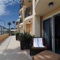 Ocean Park Inn Terrace/Patio