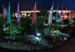 博卡拉格蘭德酒店 - 博卡拉 - 室外景