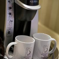 Beechwood Hotel In-Room Coffee