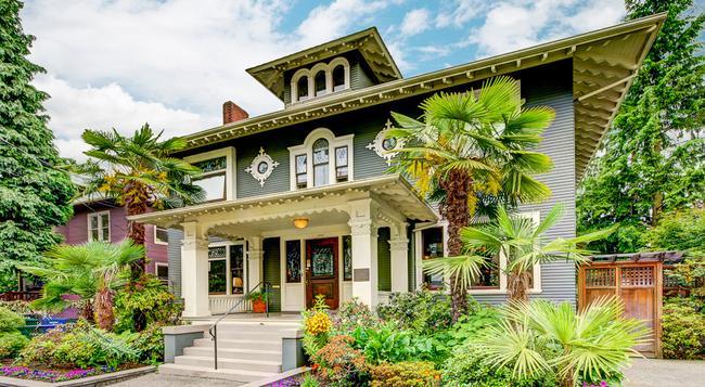 Gaslight Inn - 西雅圖 - 建築
