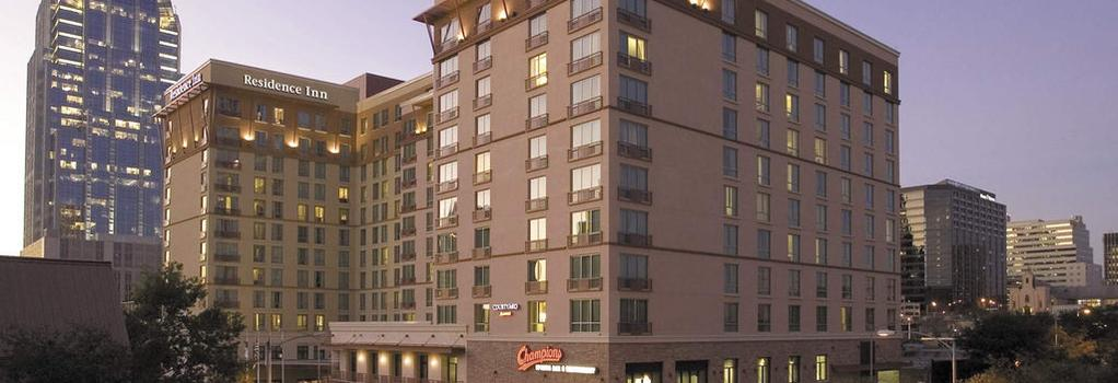 Courtyard by Marriott Austin Downtown Convention Center - 奧斯汀 - 建築
