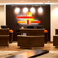 Courtyard by Marriott Austin Downtown Convention Center Lobby