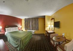 朗維尤美國最佳價值旅館 - 朗維尤 - 臥室
