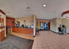 朗維尤美國最佳價值旅館 - 朗維尤 - 大廳