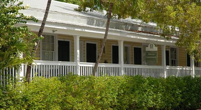 Merlin Guest House - Key West - 基韋斯特 - 建築