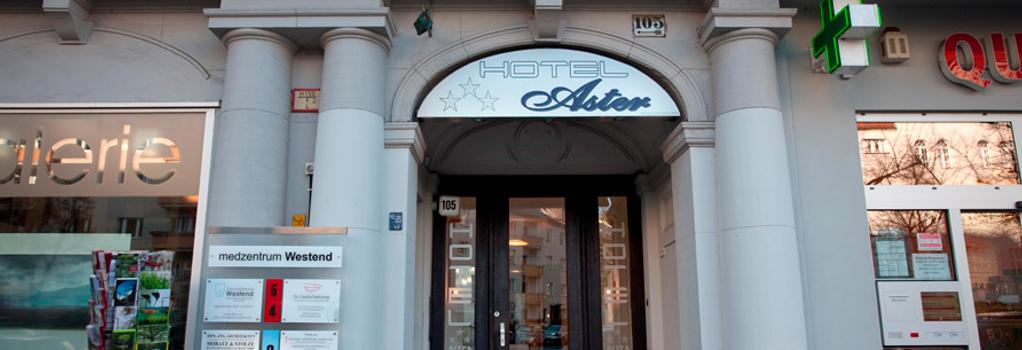 Hotel Aster - 柏林 - 建築
