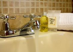 Hotel Filatelia - 基多 - 浴室