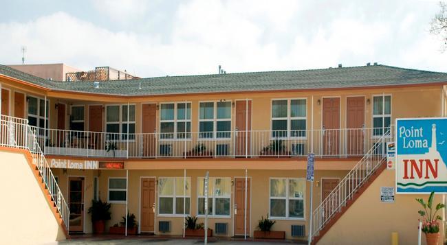 Hotel Point Loma - 聖地亞哥 - 建築