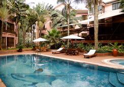 Wasini Luxury Suites - 內羅畢 - 游泳池