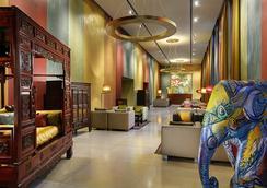 恩特普萊斯設計精品酒店 - 米蘭 - 休閒室