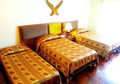 曼谷皇家象牙酒店 - 曼谷 - 臥室