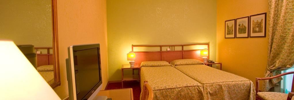 Hotel Laurentia - 羅馬 - 臥室