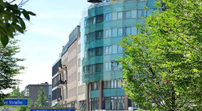 Nordic Hotel Domicil Berlin - 柏林 - 建築