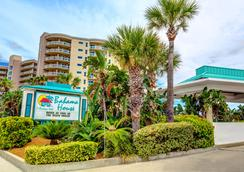 巴哈馬之家- 代托納比奇海灘酒店 - 代托納海灘 - 室外景