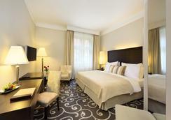 Grand Hotel Bohemia - 布拉格 - 臥室