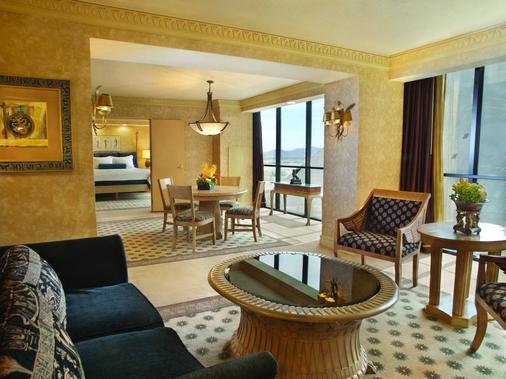 盧克索酒店 - 拉斯維加斯 - 客廳