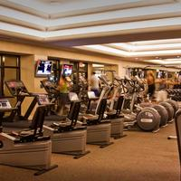 Luxor Hotel and Casino Fitness Facility