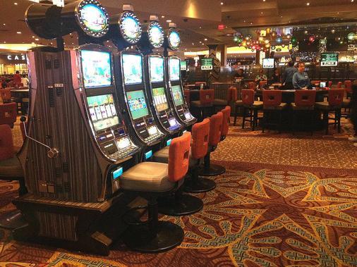 盧克索酒店 - 拉斯維加斯 - 賭場