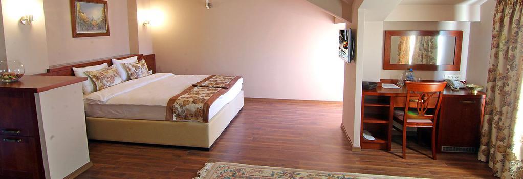 Hotel Vlaho - 斯科普里 - 臥室