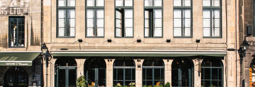 Auberge du Vieux Port - Montreal - 建築