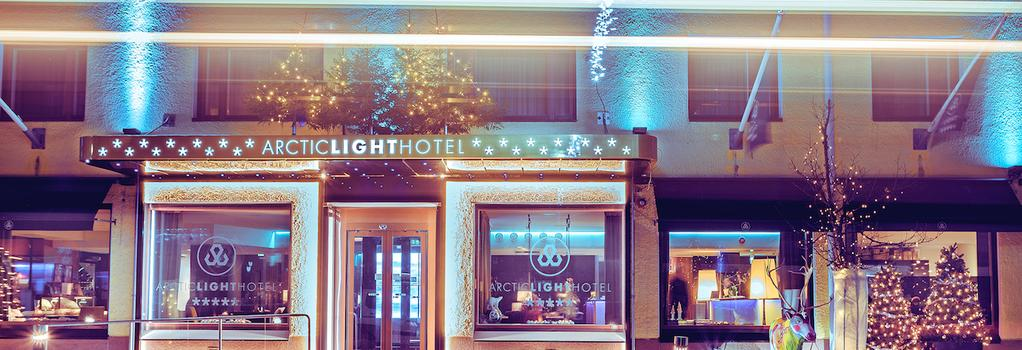 Arctic Light Hotel - Rovaniemi - 建築