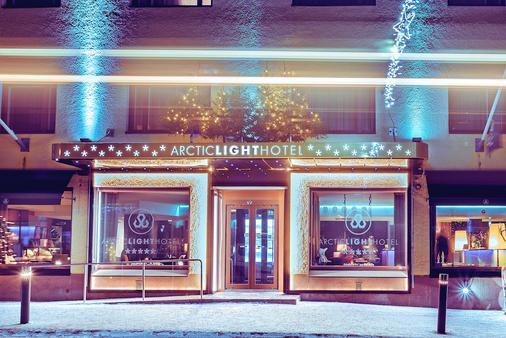 北極之光飯店 - 羅凡尼米 - 建築