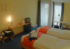 塔古格斯森特姆阿奎諾酒店 - 柏林 - 臥室