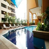 A BEST Seri Bukit Ceylon Serviced Residence Outdoor Pool