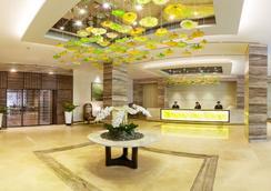 貝爾蒙特馬尼拉酒店 - Pasay - 大廳