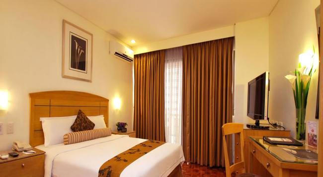 City Garden Suites Manila - 馬尼拉 - 臥室