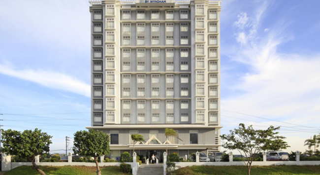 Microtel Inn & Suites by Wyndham Manila/At Mall of - Pasay - 建築