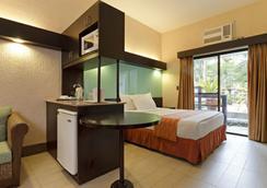 長灘島溫德姆麥克羅特酒店 - Malay - 臥室