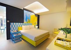 柯倫特阿斯托里亞酒店 - Malay - 臥室