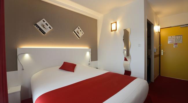Inter-Hotel Loval - Brest - 臥室