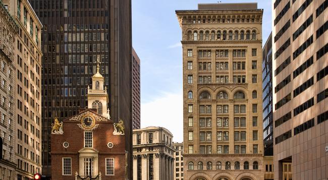 Ames Boston Hotel, Curio Collection by Hilton - 波士頓 - 建築