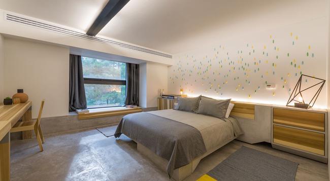 Hotel Carlota - 墨西哥城 - 臥室