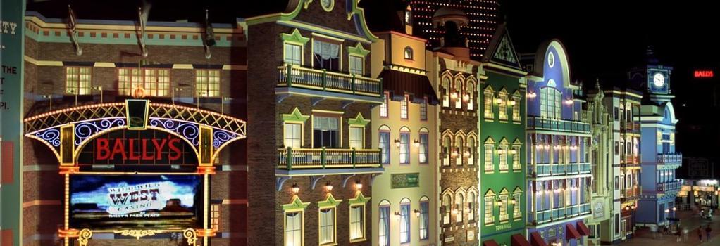 Bally's Atlantic City Hotel & Casino - 大西洋城 - 建築