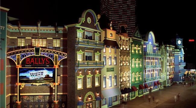 Bally's Atlantic City - 大西洋城 - 建築