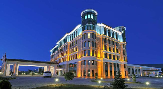 DoubleTree by Hilton Hotel Van - 凡城 - 建築